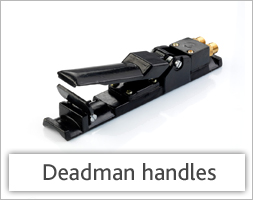 Deadman handles