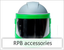 rpb helmet accesories