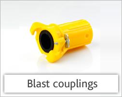 Blast Couplings