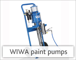 WIWA paint pumps